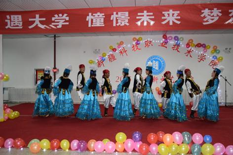 优美的民族舞,展现民族风情