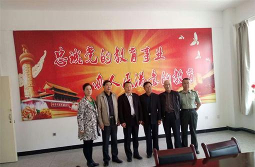 学院与石河子工程技术学校建立校校合作